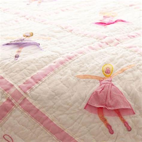 Ballet Quilt by Recital Ballerina Quilt