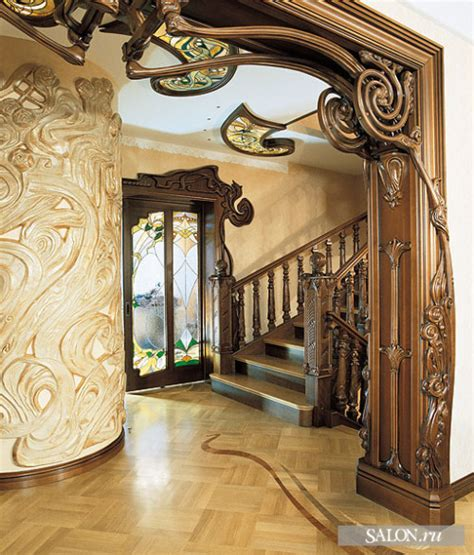 Art Nouveau Home Decor | home decor style design interior decorative art nouveau