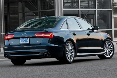 Prestige Audi by Audi S6 Prestige 2015 Review