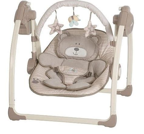 infant travel swing travel baby swing our future rainbow baby pinterest