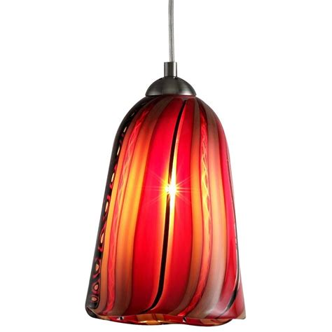 Murano Glass Pendant Lighting Murano Glass Mini Pendant Light 18 L0158m Destination Lighting