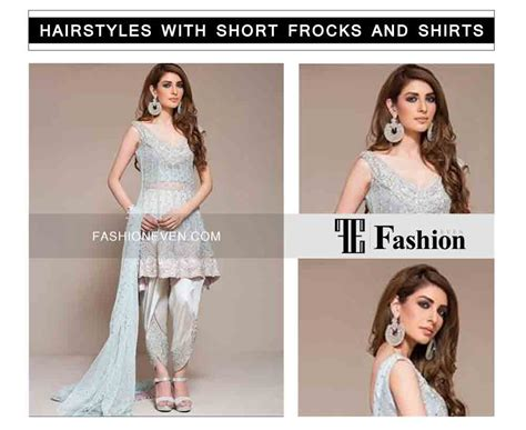 hairstyles for party frocks eid party hairstyles with frocks and shirts 2018 fashioneven