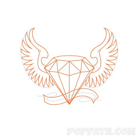 real tattoo png how to draw a diamond tattoo pop path