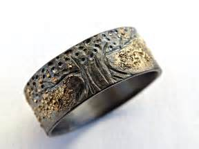 unique viking ring celtic wedding band tree of ring