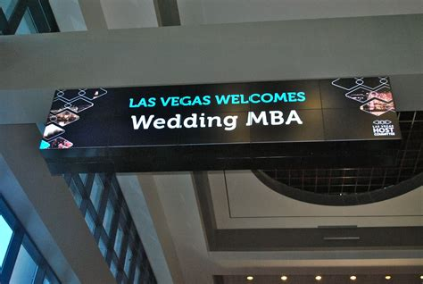 Mba Employment In Las Vegas by Convention Schedule Wedding Mba Pdf
