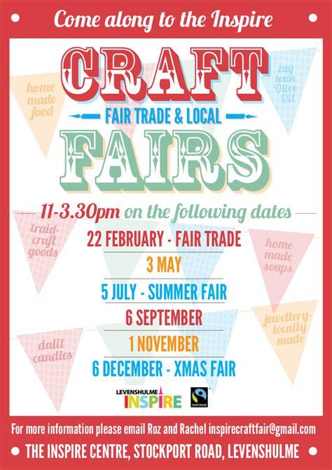 Inspire Summer Craft Fair This Saturday Fair Flyer Template