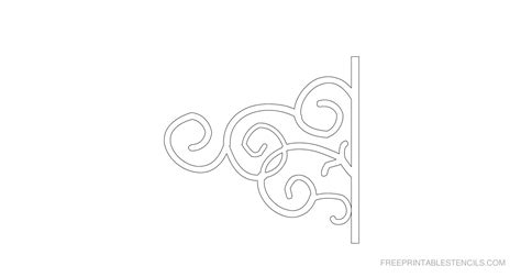 printable stencils border printable ornamental border stencils free printable stencils