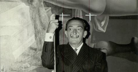 salvador dali biography in spanish salvador dal 237 in front of his painting guillaume tell