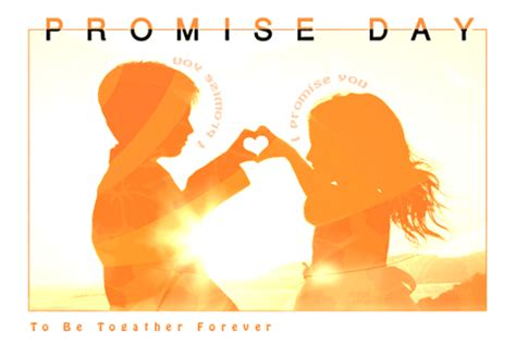 11th february week ᐅ top 14 promise day images greetings and pictures for