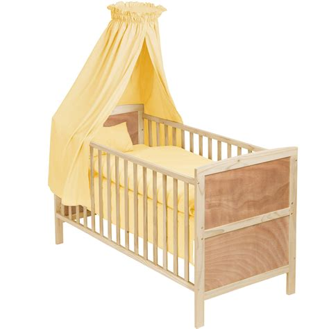 Baby Crib Cradle Cot Bassinet Bed Wood Moses Basket Baby Moses Cribs