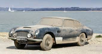 Buy Aston Martin Db6 From Dusty To Lusty Our Of Bonhams 2013 Aston