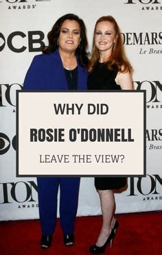 Rosie Odonnell Quit The View Early by 1000 Images About Quot Talk To Me Quot On