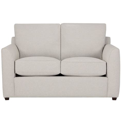 city furniture asheville light taupe fabric loveseat