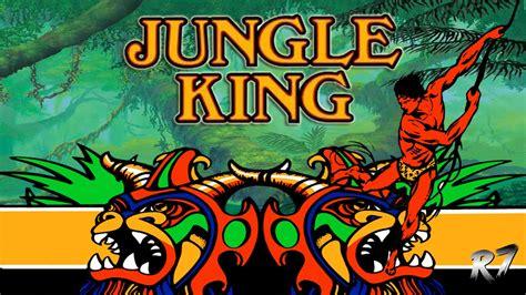 Jungle King 2 jungle king 1982 arcade gameplay hd 720p 60fps