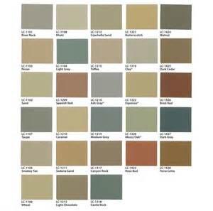 Different Design Styles by Colors Keim Concrete