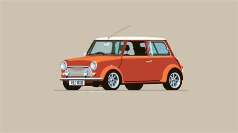 Morris Car Wallpaper Hd by Car Cars Mini Cooper Digital Minimalism