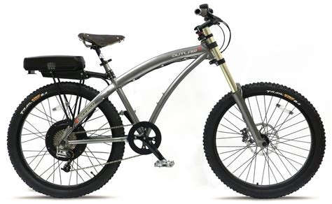 E Bike 750 Watt by Outlaw Ex Powerhouse 48 Volt 750 Watt Motor Electric Bike