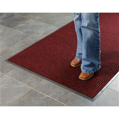 Foot Cleaning Mat by Mats Runners Entrance Floor Cleaning Ribbed 6 Foot Wide Cut Length Entrance Mat