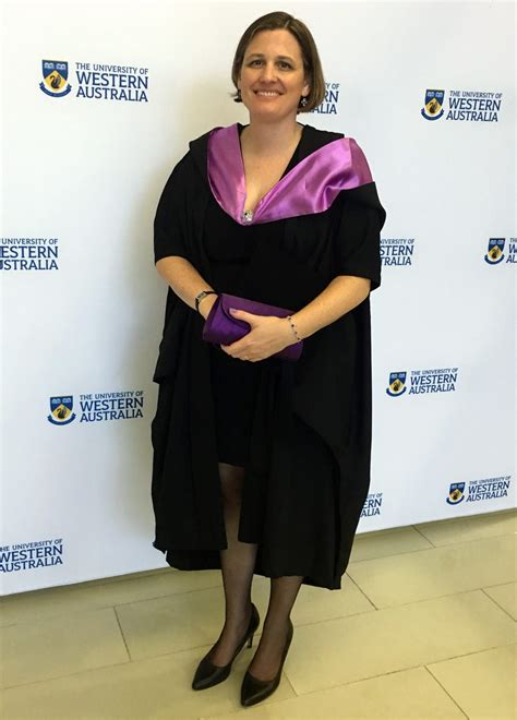 Uwa Mba Program by Stories From Elgp Alumni Louise Forster 171 Southcare Inc