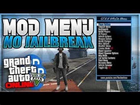 mode menu gta 5 xbox 360 sans jailbreak