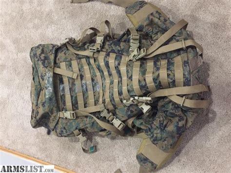 usmc pack for sale armslist for sale usmc ilbe recon pack
