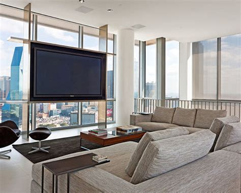 putting a tv in front of a window tv in front of window home design ideas pictures remodel