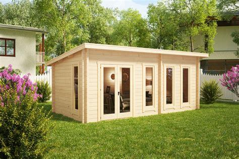 Gartenhaus 6x3m