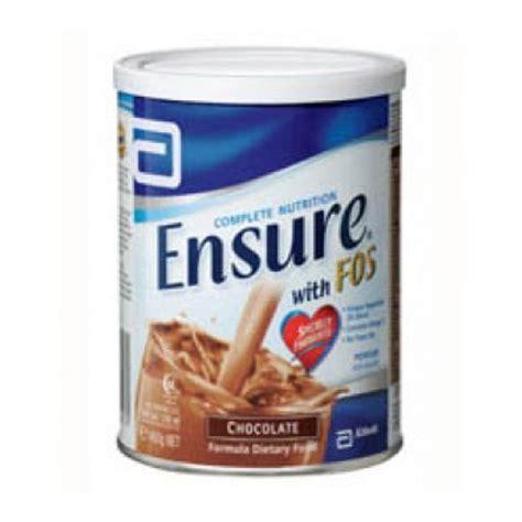 Ensure Ibu Jual Abbott Ensure Fos Coklat Dewasa 1000 G
