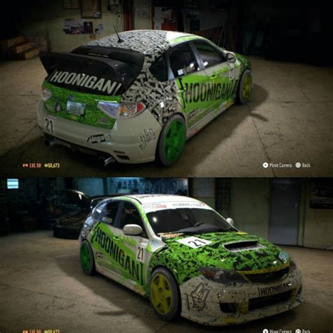 subaru hoonigan need for speed hoonigan subaru wrx sti