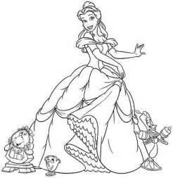 pics photos belle princess coloring pages disney 4944891404487864 jpg