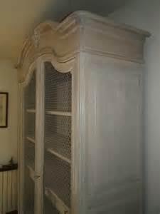 a 233 rogommage et relooking d une ancienne armoire 224 glace en
