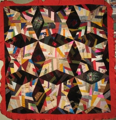 quilt pattern rocky road four point star or rocky road antique quilt silk