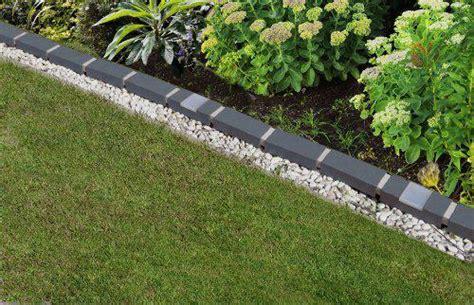 Landscape Edging Grey Garden Edging Decor References
