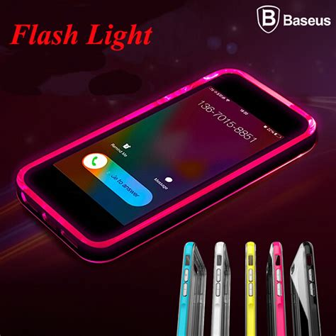 Soft Tpu 3d Shine Iphone 5 5s 5g 6 6g 6s 47 55 Inch In Softcase buy stylish calling sense led flash light samsung