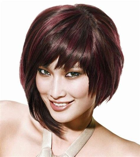 great haircuts and color beautiful violet highlights hair color pinterest