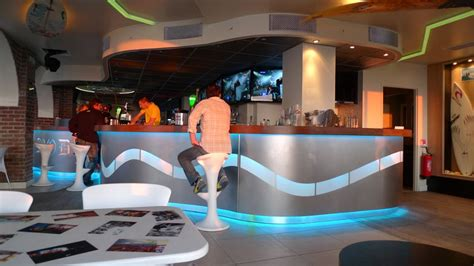 comptoir de bar pour professionnels aranda