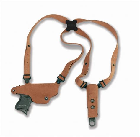 Most Comfortable Shoulder Holster classic lite shoulder system holsters ammo carriers carry lite series at galco