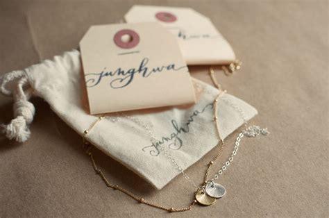 Handmade Jewelry Tags - 25 b 228 sta jewellery packaging id 233 erna p 229
