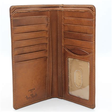tony perotti prima breast s wallet handmade
