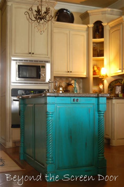 turquoise kitchen island more turquoise front doors sonya hamilton designs