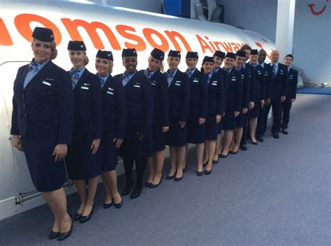our new starters lgw cabin crew looking smart in their