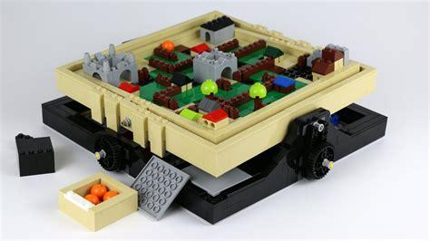 Lego 21305 Maze Cuuso Lego Ideas lego ideas maze review set 21305 castle maze 2 in 1