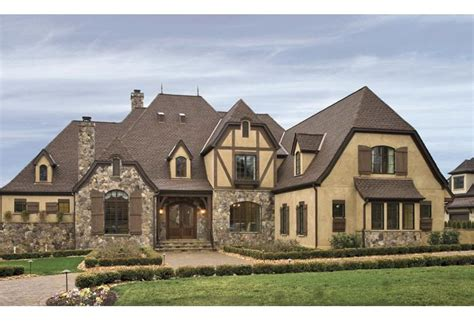 tudor style home plans european home design home designer