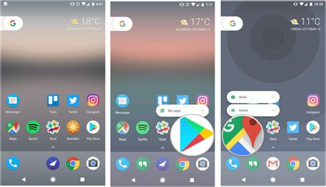 How To Use App How To Use App Shortcuts In Android 7 1 On The