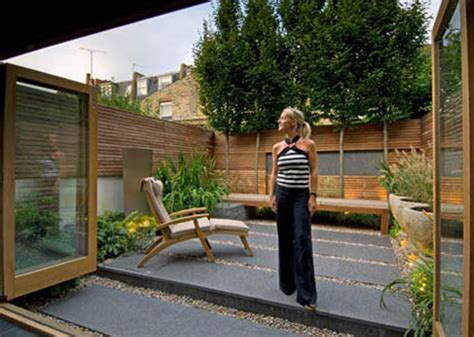 decoracion de jardines modernos decoraci 243 n de jardines modernos en casas urbanas por