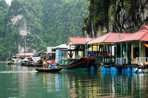 small round boat dan word top 5 charming vietnam villages you should not miss