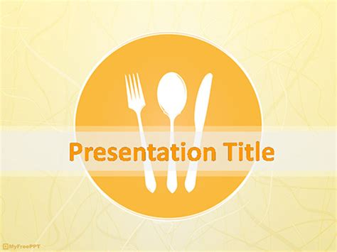 templates powerpoint restaurant restaurant powerpoint template powerpoint slides