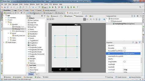android studio development tutorial for beginners pdf android app development for beginners 60 creating