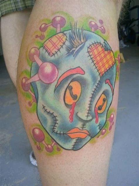 voodoo tattoo gallery voodoo doll tattoo by micah malone tattoonow