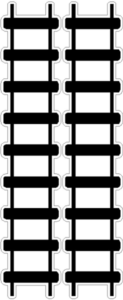 printable railroad tracks free train tracks coloring pages